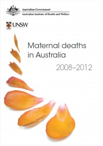 RES -Maternal Deaths in Australia