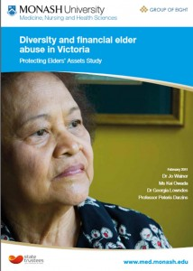 RES - Dicersity & financial Elder Abuse