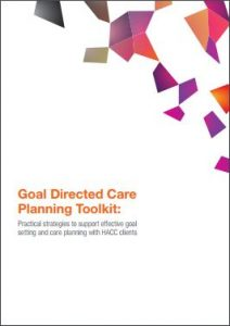 Goal Directed Care Planning Toolkit