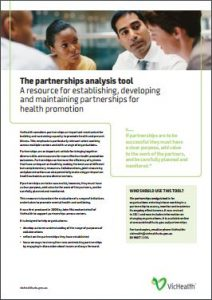 Partnership Analysis Tool