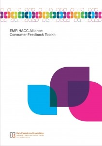 RES - EMR HACC Consumer Feedback Toolkit